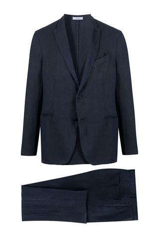 MEN'S LINEN BOGLIOLI SUIT