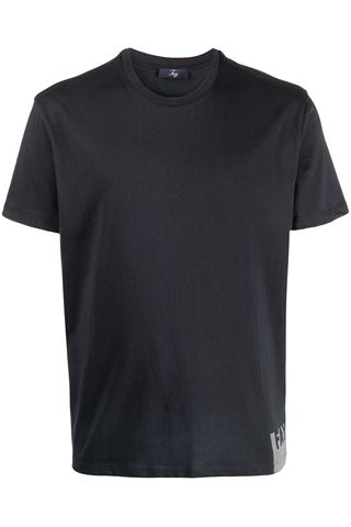 MEN'S FAY LOGO T-SHIRT
