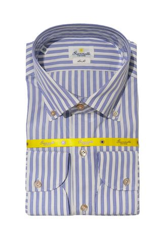 SLIM FIT SHIRT GIANNETTO PORTOFINO