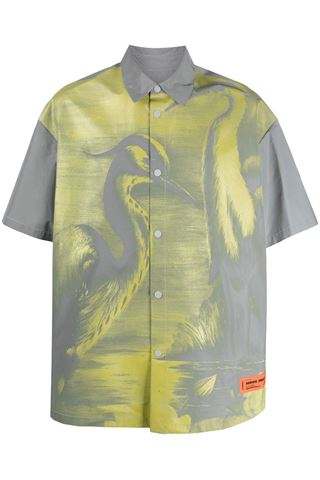 SHORT SLEEVE SHIRT HERON PRESTON