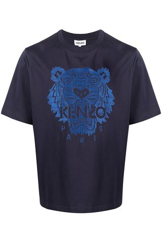 KENZO TIGER MEN'S SHORT SLEEVE T-SHIRT