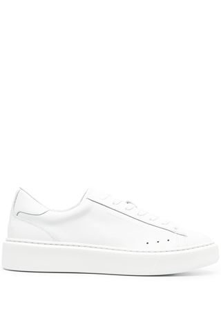 MEN'S LACE-UP SNEAKERS MSGM