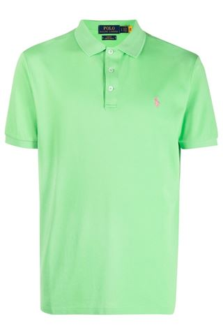 THREE BUTTONS POLO SHIRT BY POLO RALPH LAUREN