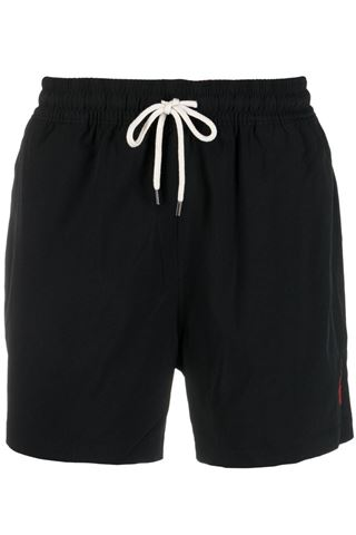 POLO RALPH LAUREN BLACK SWIMSUIT